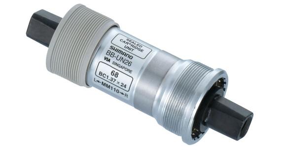 Shimano BB-UN26 68mm BSA Trapaslager zonder Crankschroeven